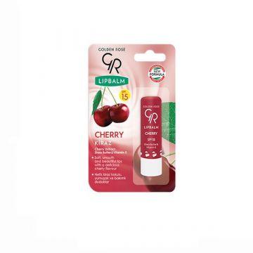 Golden Rose Lip Balm SPF 15 - Cherry