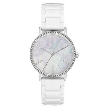 Chaps Whitney Stainless Steel and White Ceramic Watch - CHP3016