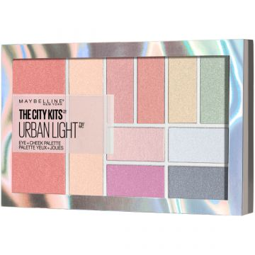 Maybelline the Citykits Urab Light Eye & Cheek Palette - US