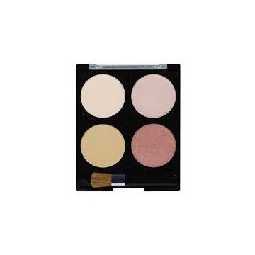 City Color Endless Beauty Highlight Quads - BB - j4g