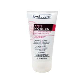 Evoluderm Exfoliating Cleansing Gel