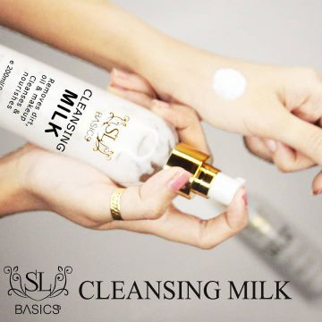 SL Basics Cleasning Milk Cleanser - 200ml