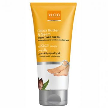 VLCC Cocoa Butter & Neem Foot Care Cream - 100ml