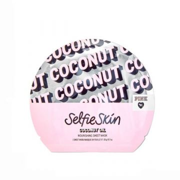 Pink Coconut Selfie Skin Sheet Mask