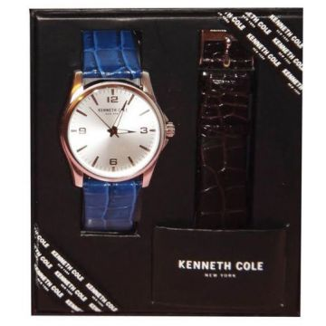 Kenneth Cole 2 Bands New York Men's Watch - 10031385