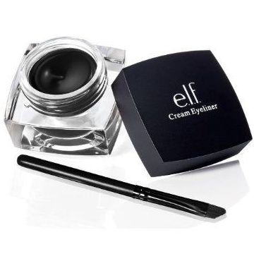 Elf Cream Eyeliner Black - ELCE60B