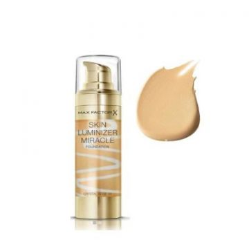 Max Factor Skin Luminizer Foundation Crystal Beige 33 - 4084500158450