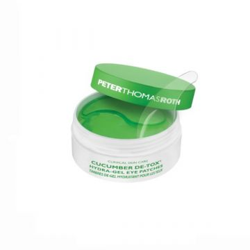 Peter Thomas Roth Cucumber De-tox Hydra-gel Eye Patches 60ct - 22-01-019