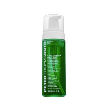 Peter Thomas Roth Cucumber De-tox Foaming Cleanser - 200ml - 10-01-003