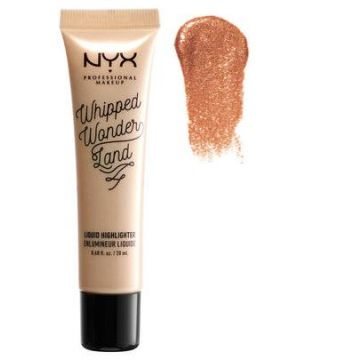 NYX Whipped Wonderland Liquid Highlighter - Dazzler (LH002)