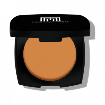 Masarrat Misbah Makeup Silk Pressed Powder - 6 Deep Honey