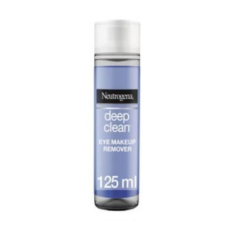 Neutrogena Eye Makeup Remover, Deep Clean - 125ml - 3574661236445