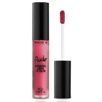 Rude Notorious Liquid Lip Color - 65515 Destructive Behavior
