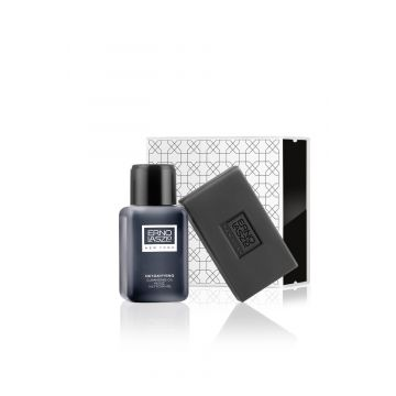 Erno Laszlo Detoxifying Bespoke Cleansing Set - 1.7oz/1 x 2oz. 50g/1 x 60ml - 8096005