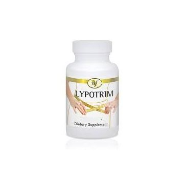 Natural Fervor Vitamin Lypotrim Weight Decreasing Formula - 60 Tablets