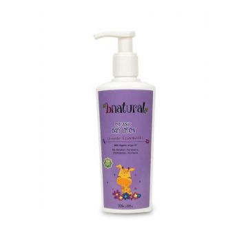 Bnatural Baby Lotion  Lavender Essential Oil Scent - 200ml