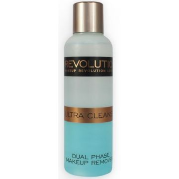 Makeup Revolution Ultra Cleanse Dual Phase Makeup Remover - j4g