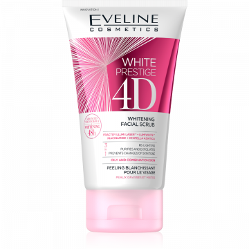 Eveline White Prestige 4d Facial Mask 50ml - 07-03-00027