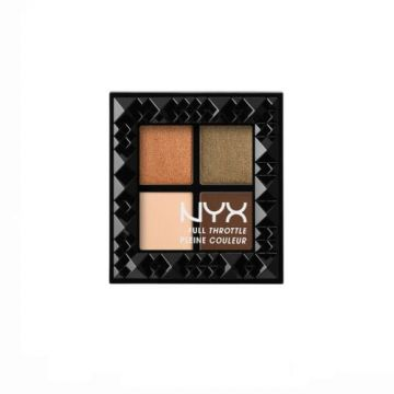 NYX Full Throttle Shadow Palette - FTSP04 Easy On The Eyes - US