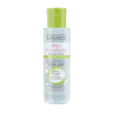 Evoluderm Micellary Water Oily Skin - 100ml