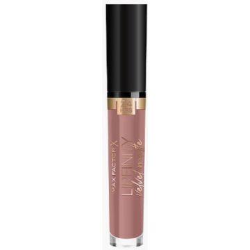 Max Factor Lipfinity Velvet Matte Lipstick - Elegant Brown - 8005610629773