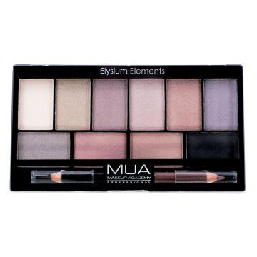 MUA Pro Palette - Elysium Elements