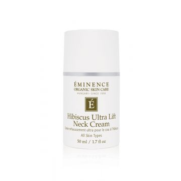 Eminence Hibiscus Ultra Lift Neck Cream - 1.7oz - 1324