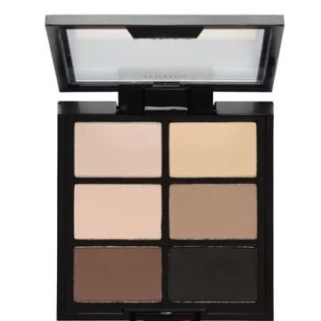 MUA Professional 6 Pan Palette - Natural Essentials
