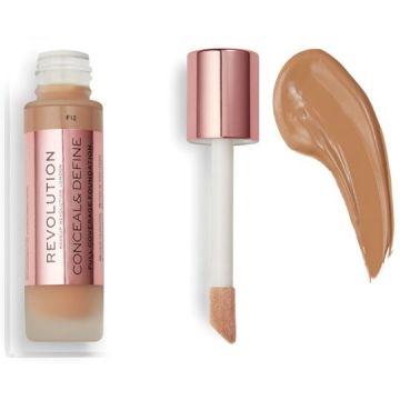 Makeup Revolution Conceal & Define Foundation - F12