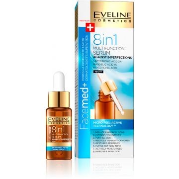 Eveline Facemed Multifunction Serum 18ml - 07-26-00008
