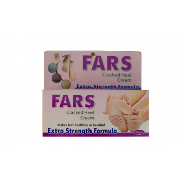 FARS Foot Crack Cream - 30gm