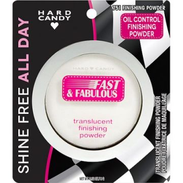 Hard Candy Fast & Fabulous Translucent Finishing Powder - 751