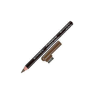 Rimmel Eye Brow Pencil - Dark Brown - 034-001 - 5012874026708