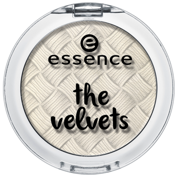 Essence The Velvets Eyeshadow - 01 Fluffy Clouds - 2.8g - MB