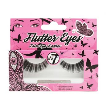 W7 Cosmetics Flutter Eyes False Eye Lashes - EL04