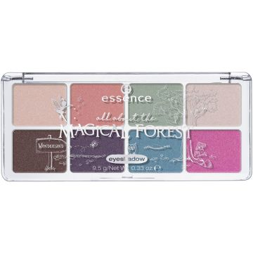 Essence All About The Magical Forest Eyeshadow Palette - US