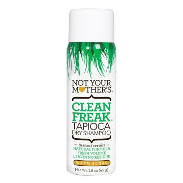 Not Your Mother's Travel Size Clean Freak Tapioca Dry Shampoo - MB