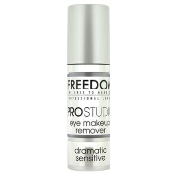 Freedom Makeup Professional Studio Dramatic Sensitive Eye Makeup Remover