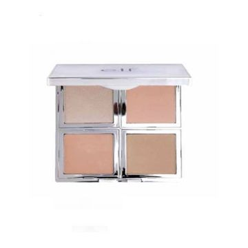 ELF Beautifully Bare Natural Glow Face Palette Fresh & Flawless - E.L.F-96004