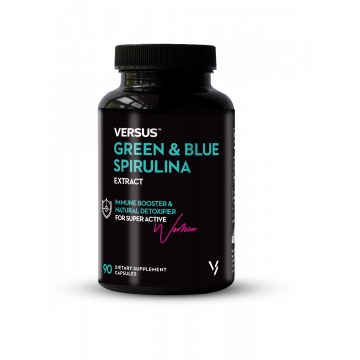 Versus Green & Blue Spirulina Extract