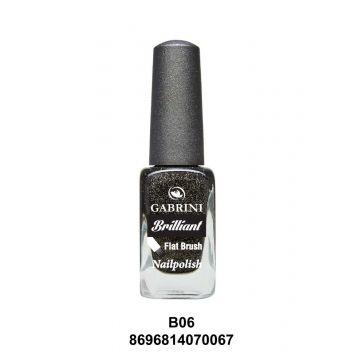 Gabrini Brilliant Nail Polish # 06 13gm - j4g
