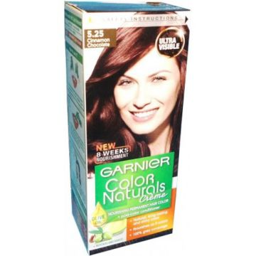 Garnier Color Naturals No 5.25 Cinnamon Chocolate - 0381 - 3600541124110