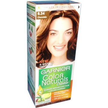 Garnier Color Naturals No 6.34 Chocolate Brown - 0379 - 8964000462300