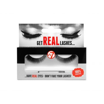 W7 Cosmetics Get Real Lashes - HL03