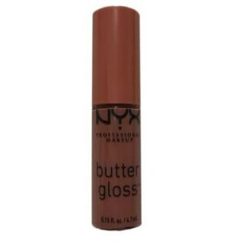 NYX Nyx Butter Gloss Creamy Lip Gloss - Glaze - Y Days - MB 0.15 fl oz. / 4.7ML