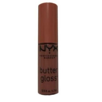 NYX Butter Gloss Creamy Lip Gloss - Glaze Y Days - 2.5g - MB
