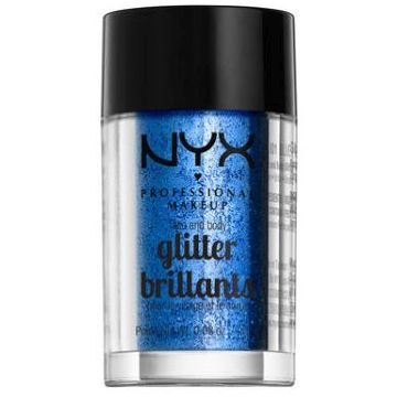 NYX Face And Body Glitters Brillants - GLI01 Blue