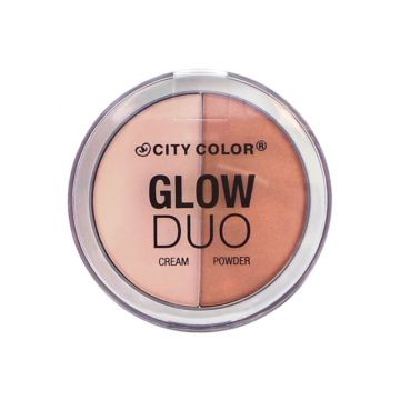 City Color Glow Duo Highlight Cream/Powder  - BB