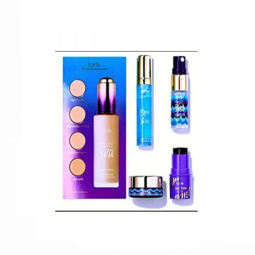 Tarte Rainforest of the sea and glowgetter and jetsetter set