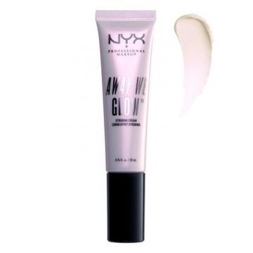 NYX Away We Glow Strobing Cream - Glow Tini - AWGSC02 - j4g